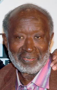 Clarence Avant at the Sony Club in New York.