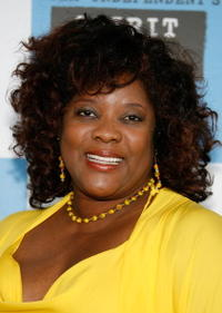 Loretta Devine at the 22nd Annual Film Independent Spirit Awards in Santa Monica.