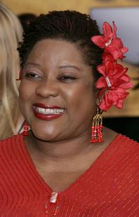 Loretta Devine at the 12th Annual Screen Actors Guild Awards.
