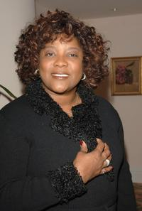 Loretta Devine at the 38th NAACP Image Awards nominees luncheon.