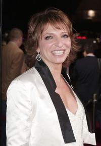 Susanne Bier at the premiere of