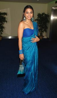 Ayesha Dharker at the screening of