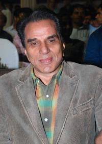 Dharmendra at the launch party of