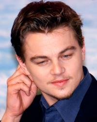 Leonardo DiCaprio at the Tokyo press conference of