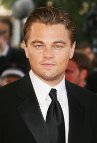 Leonardo DiCaprio at the premiere of