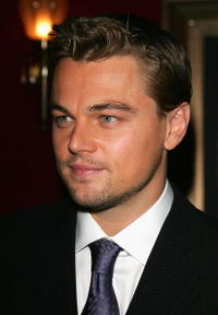Leonardo DiCaprio at the N.Y. premiere of