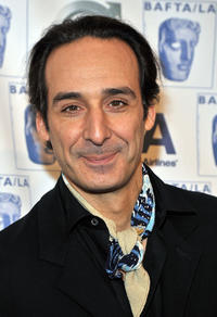 Alexandre Desplat at the 5th Annual British Academy of Film and Televisions Arts/LA Awards Season Tea party.
