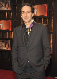 Alexandre Desplat at the 5th VH1's 14th Annual Critics Choice Awards.