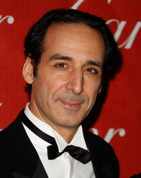 Alexandre Desplat at the 20th Anniversary of the Palm Springs International Film Festival Awards Gala.
