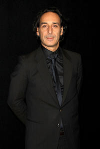 Alexandre Desplat at the 36th Annual Los Angeles Film Critics Association Awards.