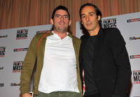 Director Chris Weitz and Alexandre Desplat at the THR and Billboard Film's TV Music Conference Day 1.