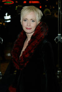 Lysette Anthony at the premiere of