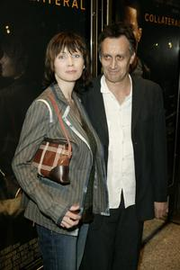 Lysette Anthony and her husband Simon Boswell at the UK Premiere of
