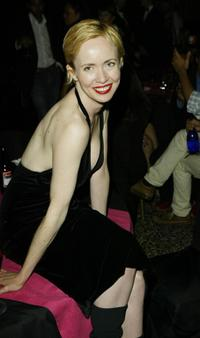 Lysette Anthony at the Elle Style Awards party.