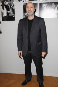 Cedric Klapisch at the Chaumet's Cocktail party for Cesar's Revelations 2011 in Paris.