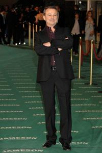 Juan Diego at the Goya Cinema Awards ceremony.
