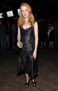 Marsha Dietlein at the Tribeca Film Festival after-party for