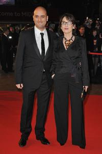 Jerome Commandeur and Chantal Lauby at the NRJ Music Awards 2010.