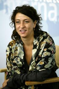 Noemie Lvovsky at the Venice International Film Festival.