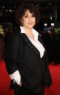 Noemie Lvovsky at the German premiere of
