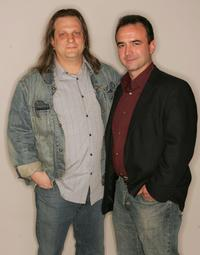 Director William Tyler Smith and Jeff Mazzola at the 5th Annual Tribeca Film Festival.
