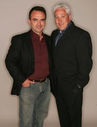 Jeff Mazzola and John Scaccia at the 5th Annual Tribeca Film Festival.