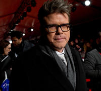 Christopher McQuarrie at the premiere of