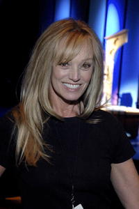 Susan Anton at the behind the scenes preview of