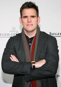 Matt Dillon at the Jaeger-LeCoultre's 75th Anniversary Reverso event.