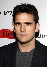 Matt Dillon at the 1st Annual Power of Film Gala Benefit FilmAid International.