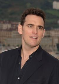 Matt Dillon at the photocall during 54th San Sebastian Film Festival.