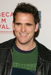 Matt Dillon at the Tropfest during the 5th Annual Tribeca Film Festival.