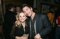 Amy Sedaris and Paul Dinello at the Sundance party for
