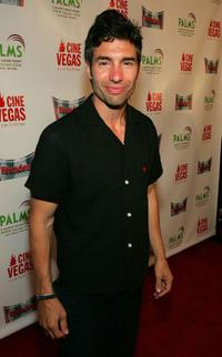 Paul Dinello at the Cinevegas opening night of
