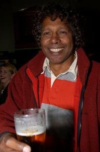 Ernie Dingo at the relaunch of
