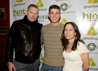 Randall Miller, Bryan Greenberg and Jody Savin at the world premiere party of