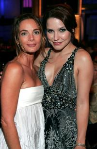 Gabrielle Anwar and Sophia Bush at the 35th AFI Life Achievement Award tribute to Al Pacino held at the Kodak Theatre.