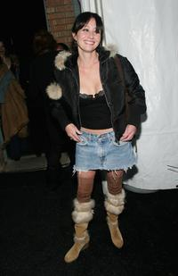 Shannen Doherty at the Entertainment Weeklys Winter Wonderland Sundance Bash during the 2005 Sundance Film Festival.