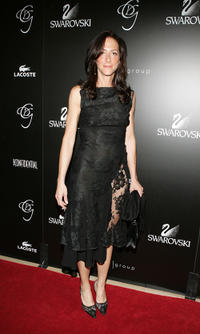Mary Zophres at the 8th Annual Costume Designers Guild Awards.