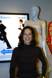 Mary Zophres at the Art Motion Picture Costume Design Exhibit in California.