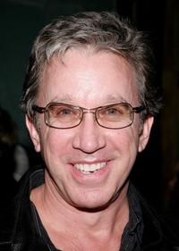 Tim Allen at the inaugural Grammy Jam Fest.