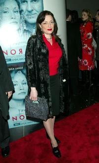 Sharon Angela at the premiere screening of