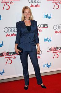 Ami Dolenz at the Hollywood Reporter 75th Anniversary Gala.
