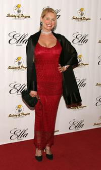 Ami Dolenz at the 14th Annual Ella Award.