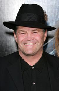 Micky Dolenz at the premiere of