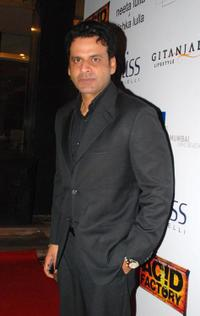 Manoj Bajpai at the premiere of