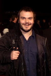 Jack Black at GQ Magazine's Party for the Hollywood Issue in Los Angeles.