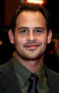 Moritz Bleibtreu at the premiere of