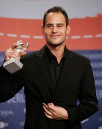 Moritz Bleibtreu at the Berlinale International Film Festival.