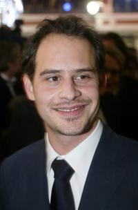 Moritz Bleibtreu at the German Film Ball (Deutscher Filmball).